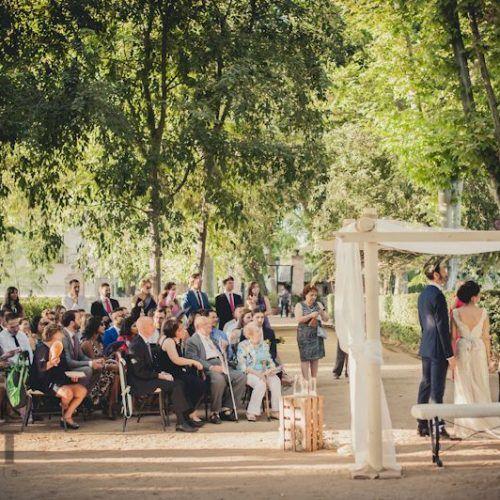 boda civil en finca wedding planner