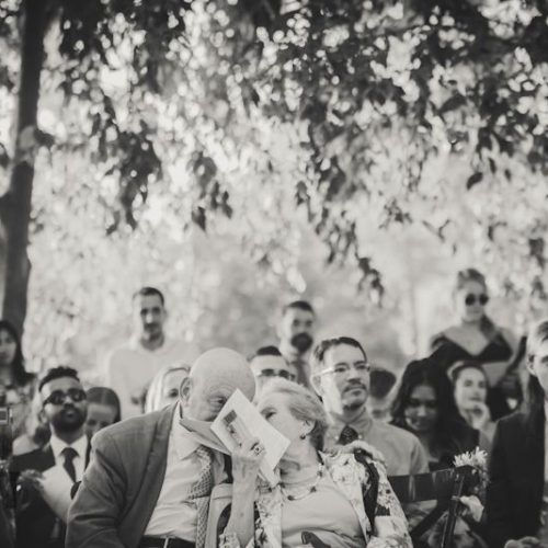 foto de boda civil