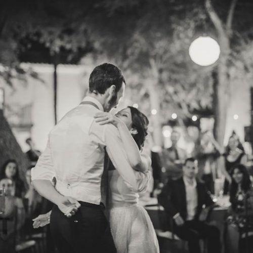 fotos baile novios