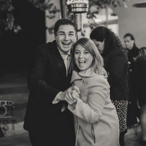 familiares satisfechos en tu boda