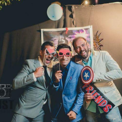 invitados divertidos en tu boda