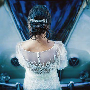 coche de alquiler para novios wedding planner