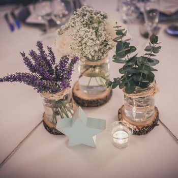 decoración flores wedding planner