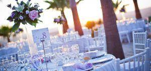 Wedding Planner Madrid. El banquete