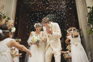 Salida de novios, Wedding Planner Madrid